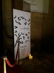 Ancien Collège de la Trinité, actuellement lycée Ampère - Français:   Concert Candlelight: affiche.