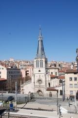 Eglise Saint-Paul -  Vue Générale de l'église Saint-Paul à Lyon