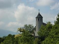 Domaine des châteaux d'Allinges ou des Allinges -  Chateau-Neuf d'Allinges