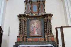 Eglise Saint-François - English:  Side altar, Eglise Saint-François, Annecy
