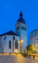 Eglise Saint-Maurice - English:   Saint Maurice church in Annecy, Haute-Savoie, France