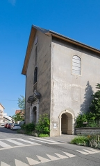 Couvent des Bernardins - English:  Bernardins convent in La Roche-sur-Foron, Haute-Savoie, France