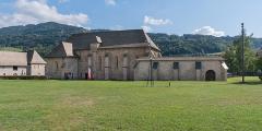 Abbaye de Mélan - English:  Mélan carthusian monastery in Taninges, Haute-Savoie, France