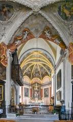 Eglise Saint-Hippolyte - English:   Interior of the Saint Hippolytus church in Thonon-les-Bains, Haute-Savoie, France