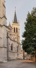 Eglise Saint-Hippolyte - English:   Saint Hippolytus church in Thonon-les-Bains, Haute-Savoie, France