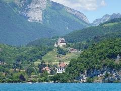 Château de Menthon -  Château de Menthon @ Lake Annecy @ Saint-Jorioz