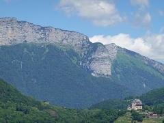 Château de Menthon -  Tête à Turpin @ Lake Annecy @ Saint-Jorioz