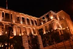 Palais de la Préfecture, ancien palais des rois de Sardaigne - Français:   Palais des ducs de Savoie_façade