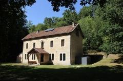 Ermitage de Saint-Rouin, puis chapelle de pèlerinage - Français:   L\'Ermitage de Saint-Rouin en août 2020.