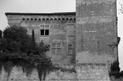 Château de Plieux -  Renaud Camus: librairie/bookshop & galerie/gallery