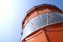 Grand phare de Belle-Ile, dit également phare de Goulphar -  Morbihan: Belle-île-en-mer: Kervilahouen (Bangor)