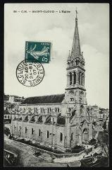 Eglise du Centre ou Saint-Clodoald -