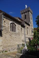 Eglise paroissiale Saint-Martin - Français:   Église Saint-Martin de Viviers-lès-Montagnes
