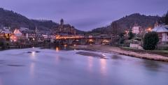Pont dit d'Estaing (également sur commune de Sébrazac) - Polish Wikimedian and photographer Free-license photographer