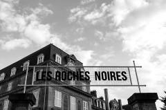 Ancien Hôtel des Roches Noires - Français:   Hôtel des Roches Noires