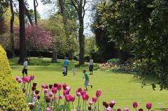 Jardin public - Français:   Jardin Botanique,Bayeux