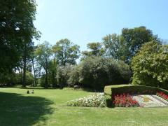 Jardin public - Français:   Jardin Botanique, Bayeux
