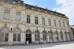 Ancien palais archiépiscopal, devenu Hôtel de ville - Français:   Palais archiépiscopal de Bourges