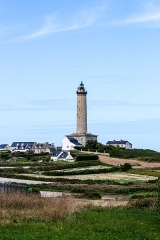 Phare de l'île de Batz -  Lighthouse at the Île-de-Batz