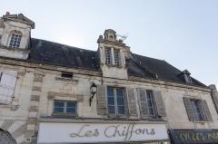 Hôtel dit des Rois ou d'Henri III - Français:   Hôtel des Rois à Châtillon-sur-Indre.