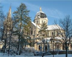 Eglise Notre-Dame - Français:   Église Notre-Dame de Châteauroux (Indre, France).