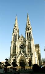 Eglise principale Saint-André - Français:   Église Saint-André de Châteauroux (Indre, France).