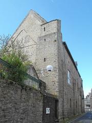 Demeure dite le Doyenné - Français:   Avr-grand-doyenne-facade-nord