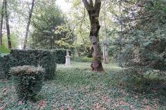 Maison dite la Boisserie - Français:   Parc de la Boisserie à Colombey-les-Deux-Églises (Haute-Marne, France).