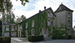 Maison dite la Boisserie - Français:   La Boisserie à Colombey-les-Deux-Églises (Haute-Marne, France).