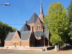 Eglise Saint-Louis de la cité Nouméa de la compagnie des mines de Drocourt - French photographer and Wikimedian