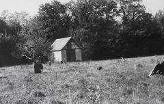 Cimetière juif - Deutsch:  Sicht des Friedhofs in den 1950er Jahren. Bild aus der Sammlung des Jüdischen Museums der Schweiz