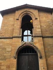 Chapelle des Prébendiers dite chapelle Sainte-Catherine - Français:   Chapelle Sainte-Catherine de Jarnioux septembre 2020