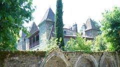 Maison La Prévôté -  Photo prise le 26 juin 2015 à Lyon en France.