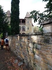 Maison La Prévôté - Français:   Vue sur La Prévôté.
