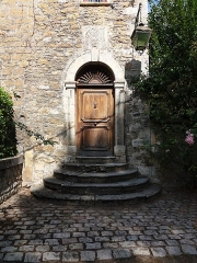 Maison La Prévôté - Français:   Porte.