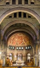 Eglise Saint-Michel dite des Batignolles - Français:   chœur de l\'église Saint-Michel des Batignolles à Paris