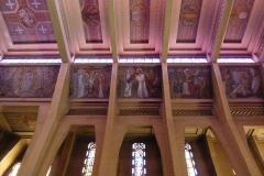 Eglise Saint-Jean-Bosco - Deutsch:   Kirche Saint-Jean-Bosco in Paris (79, rue Alexandre-Dumas im 20. arrondissement von Paris), Innenraum