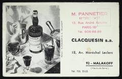 Ancienne distillerie-usine de mise en bouteille dite usine Clacquesin -