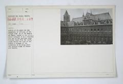 Ancienne abbaye Saint-Denis, actuellement maison d'éducation de la Légion d'Honneur -