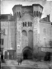 Porte de la Saunerie -