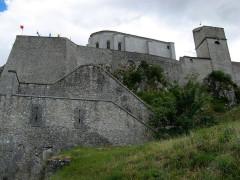 Enceinte (restes de l'ancienne) -  Sisteron