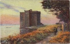 Château fort ou ancien monastère de Lérins - English:  Series
