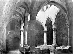 Château fort ou ancien monastère de Lérins -