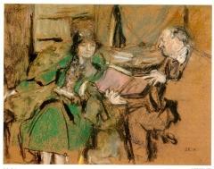 Musée des Beaux-arts Jules Chéret - French painter, drawer, photographer, lithographer, draftsperson and printmaker