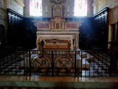 Eglise de la Conversion de Saint-Paul -  Saint-Paul-De-Vence Eglise Saint-Paul Choeur