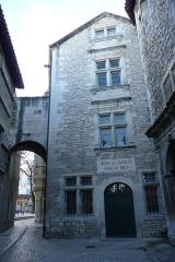 Maison du Planet ou Hôtel Mistral-Mondragon - Français:   Musée des Alpilles Pierre de Brun à Saint Rémy de Provence.