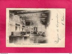 Palais épiscopal - Français:   Salle du palais de justice, carte postée le 02 mars 1903