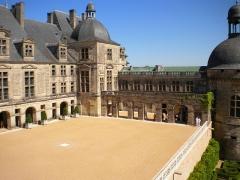 Château -  Château de Hautefort