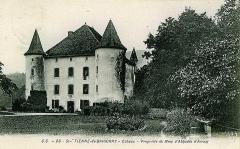 Château d'Etchaux - Français:   Saint-Etienne-de-Baigorry - château d\'Abbadie d\'Arrast