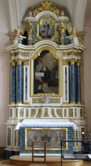 Ancienne église abbatiale Saint-Maurice -